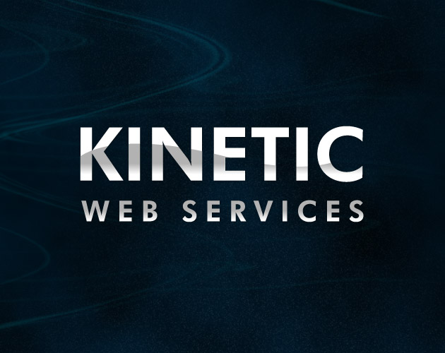 Kinetic Web Services - Identity Design