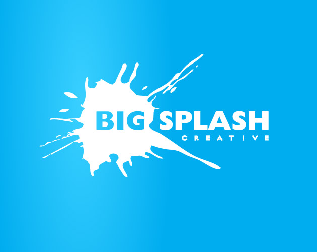 Big Splash Creative Identity Design Web Company