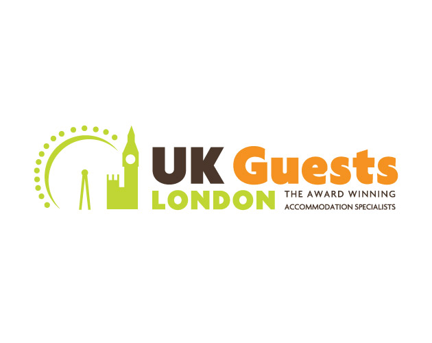 Uk Guests London - Logo Design
