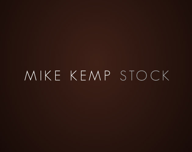 Mike Kemp Stock - Logo Design