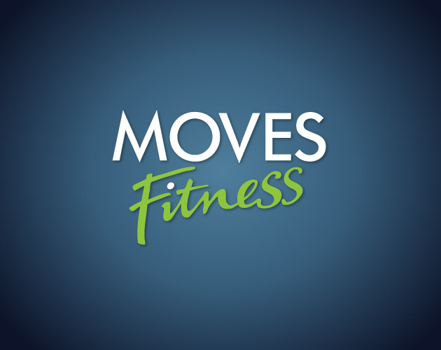 Moves Fitness - Logo Design