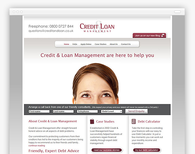 Credit and Loan Management - Financial Debt Management