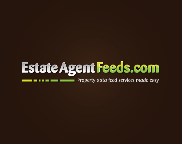 Estate Agent Feeds - Logo Design