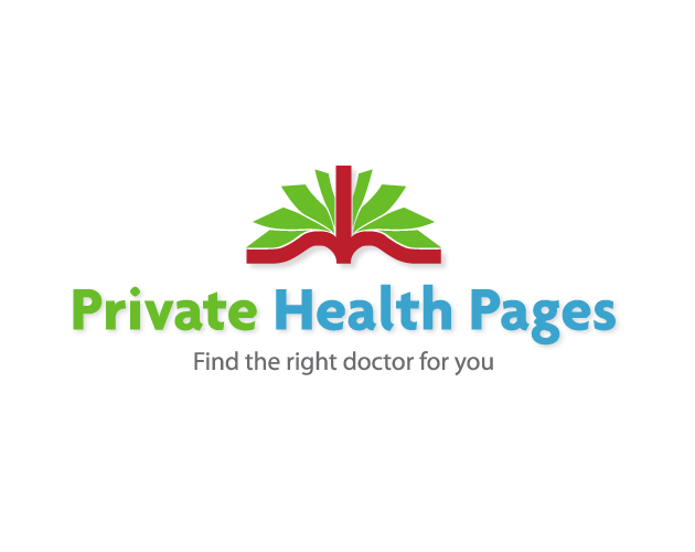 Private Health Pages - Logo Design