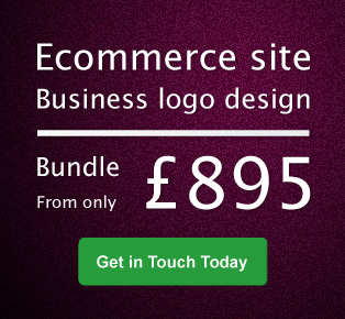 Get and ecommerce website from only £895