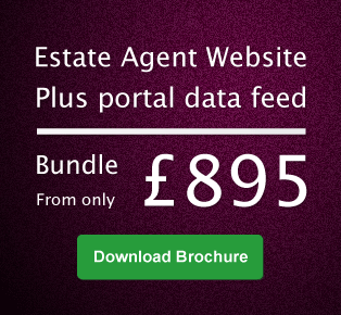 Estate Agent Website plus data feed from only £895