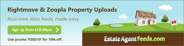 Upload to Rightmove & Zoopla in real-time
