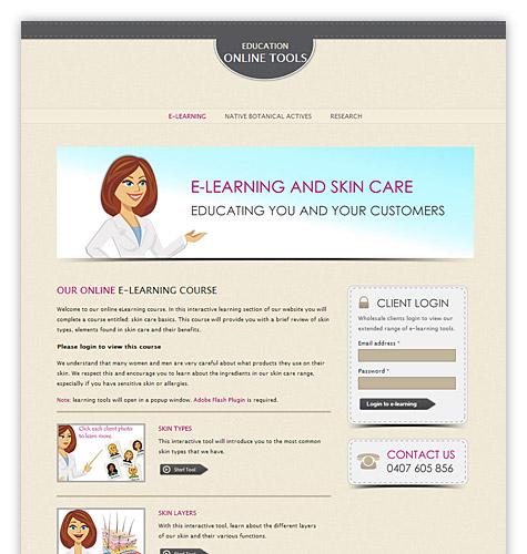 custom ecommerce design